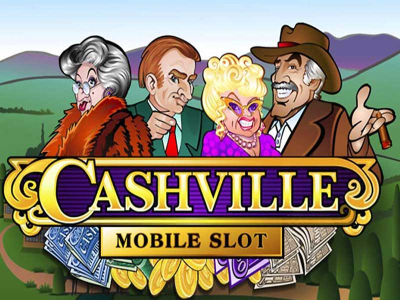 Cashville online slot